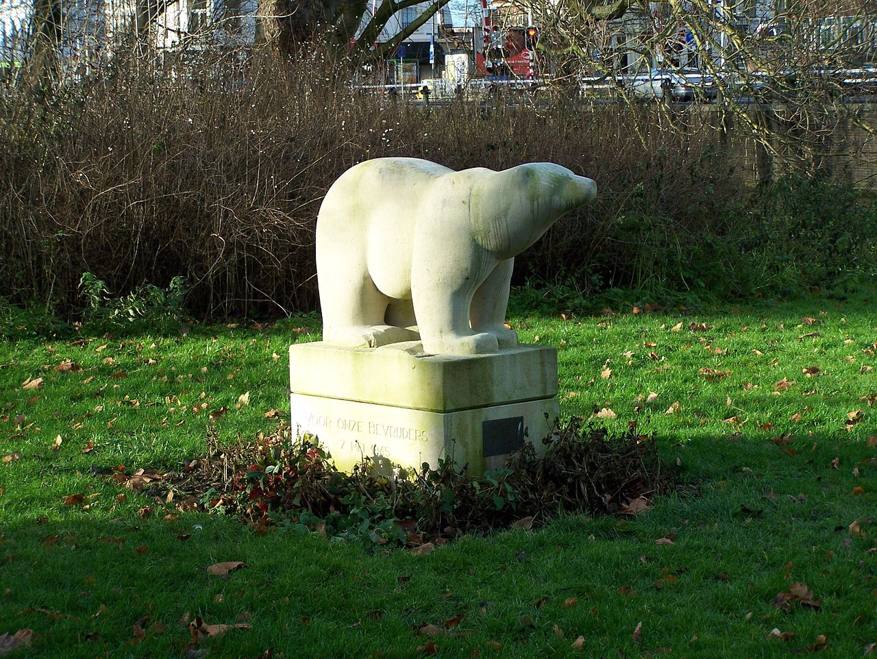 Monument Polar Bears